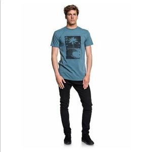Quicksilver | Men's Destroyed Reality Tee Shirt